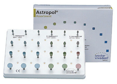 Ivoclar Vivadent - Astropol Assortment (Polishing Kit)