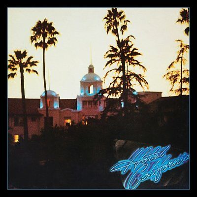 THE EAGLES - HOTEL CALIFORNIA: EXPANDED 2-CD ALBUM (40th ANNIVERSARY EDITION)
