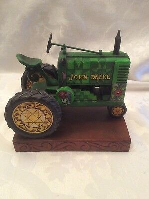 Traditions designed by Jim Shore John Deere Collectible Tractor 4013408