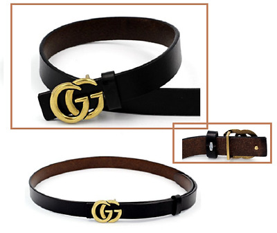 Women Genuine  Leather Belt Birthday Gift For Her Girlfriend Wife Christmas