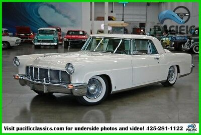 1956 Lincoln Continental  1956 Continental Mark II Coupe