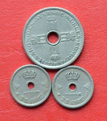 European Coins, Lot of  3 Coins  (18)