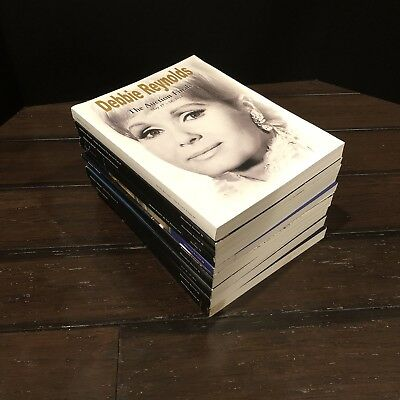 "Lot Of 10 ""Profiles In History"" Hollywood – Auction Catalogs"