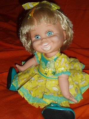 """GALOOB Baby Face Doll ~ """"So Funny Natalie"""""""