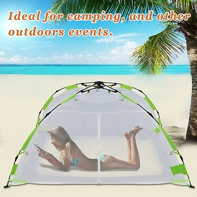 Kid/Adult/Pet Mosquito Multi-use Net Pop up Instant Tent Camping Indoor Outdoor