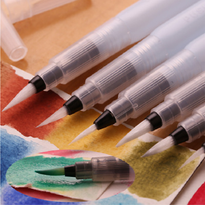 3x Pilot Ink Pen for Water Brush Watercolor Calligraphy Painting Tool Sets