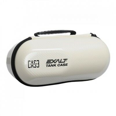 (White) - Exalt Paintball Tank Case. Shipping Included