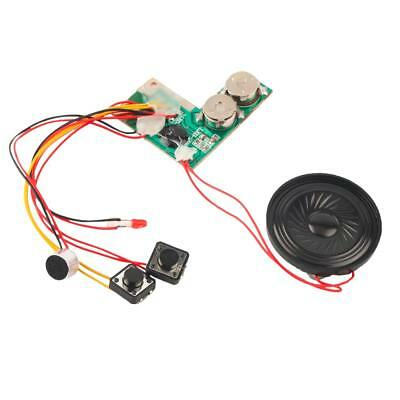 10Sec Recordable Voice PCB Module Speaker for Greeting Card Music Sound Chip