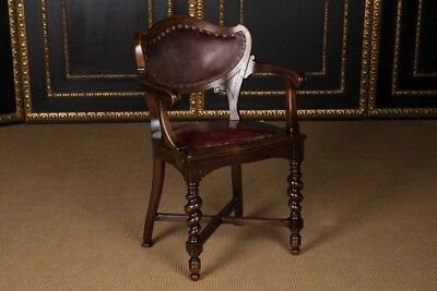 Ostentatious Neo Renaissance Gründerzeit era chair around 1890