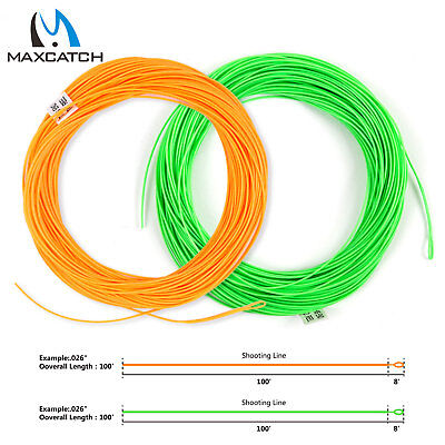Fly Fishing Running Line/Shooting Line Floating 0.026'' 0.032'' 0.037'' 0.042''