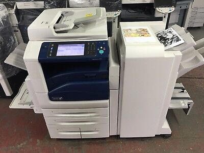 Xerox Workcentre 7830 Full Colour All-In-One Printer With Booklet Finisher