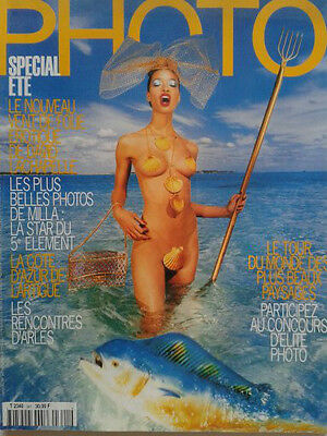 Magazine   PHOTO   N° 341  Milla  Jovovich  David La Chapelle  Lartigue