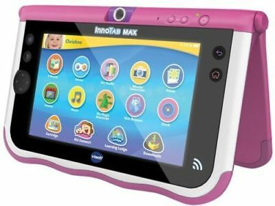 VTech Innotab MAX 7 inch Tablet - PINK - plus pen and charging cable