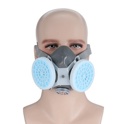 Anti Dust Respirator Mask Filter Industrial Paint Spraying Protective Workplace