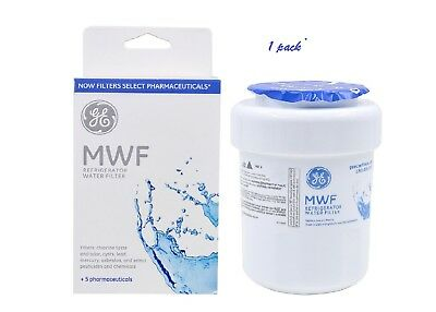 1 Pack GE General Electric MWF Replacement Refrigerator Water Filter OEM
