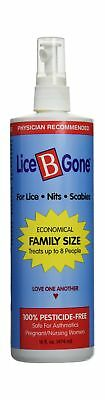 Lice B Gone 8 Treatment 16 Ounce