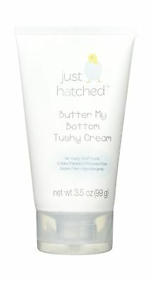 Just Hatched Butter My Bottom Tushy Cream 3.5 Ounce