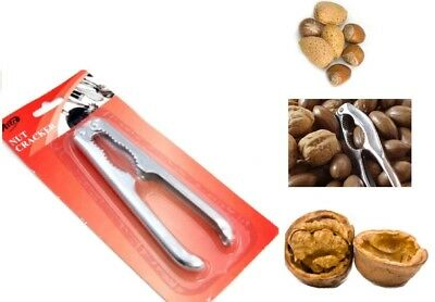 Nut Cracker Walnut Plier Nut Opener Heavy-Duty Shell QUALITY Nutcracker Remover