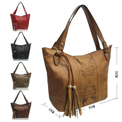 Women's Large Designer Tote Bag New Shoulder Handbag Shopper Bag