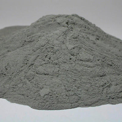 Zinc Dust Powder- 1 lb ZN Metal. 99% Pure 5-8 Micron