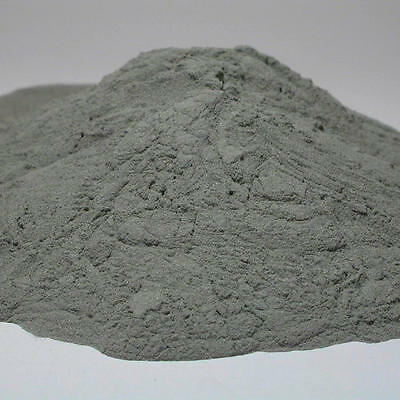 Zinc Dust Powder- 8 Oz  ZN Metal. 99% Pure