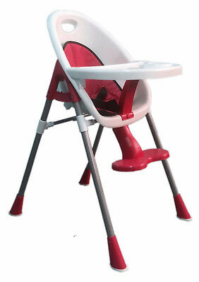 New Baby Highchair Infant Toddler Steady Feeding Seat Kids Safety Eating Chair