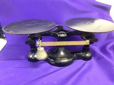 Antique Detecto Scales No. 2 New York ~ Free Shipping