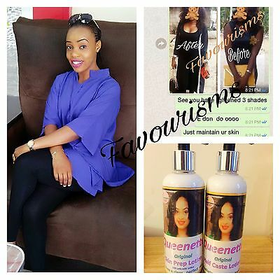 7DAYS HALF CASTE  KIT: LOTION, LIPS, BODY WASH,POLISH,PREP LOTION &  SOAP(6 Lots