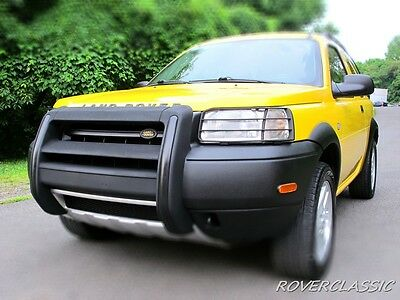 2003 Land Rover Freelander SE 2003 LAND ROVER FREELANDER SE ... 74,414 Original Miles