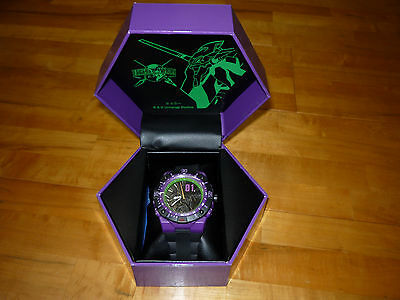 Universal Studios Cool Japan Evangelion Unit 1 watch