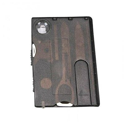 Multi Portable-Purpose 10in1Pocket Credit Card Survival Outdoor Camping Tool