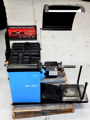 Truck Tyre Balancing Machine - New Never Used.