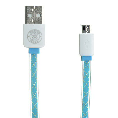 Hat Prince 1M 2A Data Sync Charging Plastic Cable and V8 Micro USB Cable For Sam