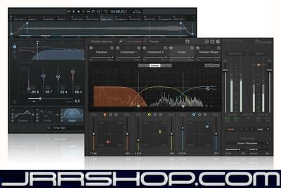 iZotope Mix & Master Bundle Crossgrade from Any Standard Product eDelivery JRR S