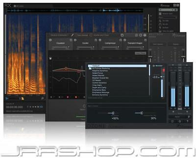 IZOTOPE RX 6 ELEMENTS Audio Clean and Repair Software Plug