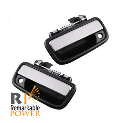 Brand New For 95-04 Toyota Tacoma Pickup Truck Front Left & Right Door Handle