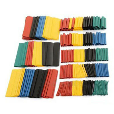 Electrical Cable Heat Shrink Tube Tubing Wrap Wire Sleeve Assorted Car X328pcs