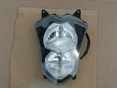 Daelim S1 125 2014 Mod Headlight Good Condition