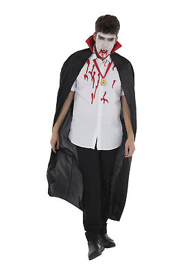 Zac's Alter Ego® Halloween Black Vampire Cape