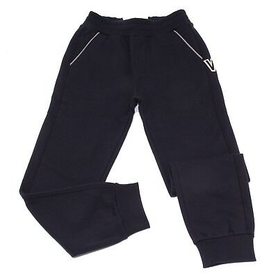 4121U pantalone bimbo VIRTUS PALESTRE blue sweatpant kid boy