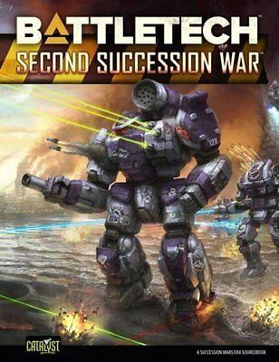 BattleTech: Historical: Second Succession War  Englische Version