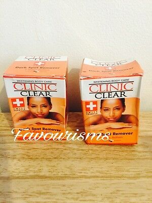 Clinic Clear Intensive Whitening Black Spot Corrector  Bsc X2