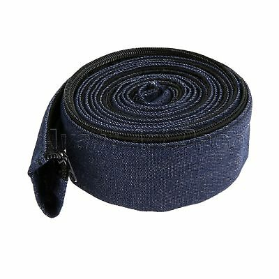 Easy Use TIG Welding Torch Cable Cover Cowboy Jacket 4 Meter Length
