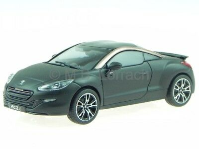 peugeot rcz r 1 43 norev ovp eur 26 95 picclick de. Black Bedroom Furniture Sets. Home Design Ideas
