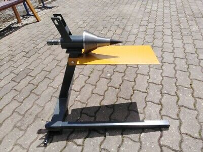 Tractor Log Splitter Powered Screw Type From PTO Fits any Tractor Ø80/150mm NEW