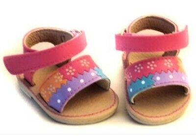 Hawaiian Sandals for 18 inch Doll Shoes Clothes American Girl Nanea Lea or Baby
