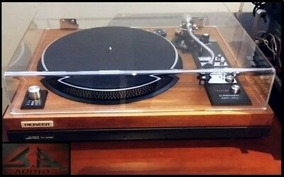 """Pioneer PL-71  PL 71 """"NEW"""" Replacement Dust Cover for Turntable"""