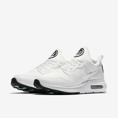 53a7e0d115 Nike Air Max Prime Men's Running Shoes Size: 12.5 White Pure Platinum 876068  100