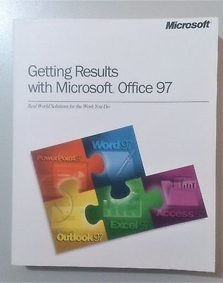 Getting Results With Microsoft Office 97
