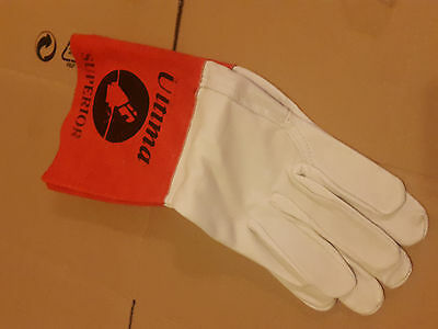 Ultima Superior  Welding Gloves - Perfect Glove For Tig Welding